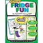 Publications International Fridge Fun Cool! Coloring Book, Grades