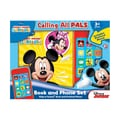 Publications International Calling All Pals Mickey Mouse Clubhouse Book and Phone Set, Grades K - 2