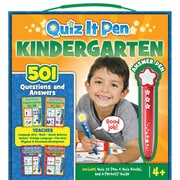 Publications International Quiz It Pen Box, Grades K
