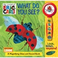 Publications International Eric Carle What Do You See? Book With Magnifying Glass, Grades K - 2