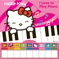 Publications International Hello Kitty I Love To Play Mini Deluxe Piano Sound Book, Grades K - 2