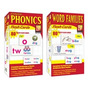 Remedia® Phonics & Word Families Photo Flash Cards Set, Language Arts/Reading