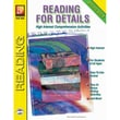 """Remedia® """"Reading For Details"""" Book, Language Arts/Reading"""