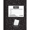 Sargent Art® Primary Ruled Hardcover Composition Notebook, 7 1/2in. x 9 3/4in., 100 Sheets