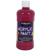 Sargent Art Non-Toxic 16 oz. Acrylic Paint, Magenta (24-2438)