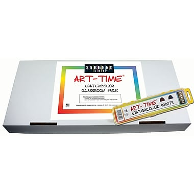 Sargent Art Non-toxic Watercolor Set (66-8001)