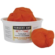 Sargent Art SAR85-3114 1 lbs. Art-Time Dough, Orange