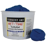 Sargent Art SAR85-3350 3 lbs. Art-Time Dough, Blue