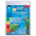 Shell Education Phonemic Awareness & Phonics Interactive Whiteboard Activities, Grades PreK - 2