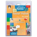 Shell Education Social Studies Interactive Whiteboard Activities, Grades PreK - 2