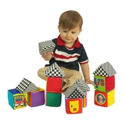 Small World Toys® 16/Set Baby Knock-Knock Blocks