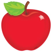 Trend Enterprises® Toddler - 12th Grade Classic Accent, Shiny Red Apple