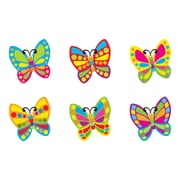 Trend Enterprises® Toddler - 6th Grade Mini Accents Variety Pack, Fancy Butterfly