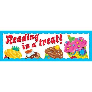 Trend Enterprises® Reading is a treat! Bookmark