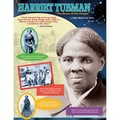 Trend Enterprises® Harriet Tubman Learning Chart, Social Studies
