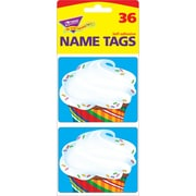"TREND Enterprises T68111 2.5"" x 3"" Cupcake Name Tags, The Bake Shop"