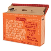 Trend Enterprises® Argus® File n Save System® Bulletin Board Storage Box