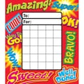 Trend Enterprises® Inspiring Words Incentive Pad