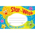 Trend Enterprises® Star of the Week - Way to Shine Recognition Award