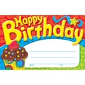 Trend Enterprises® Happy Birthday Recognition Award