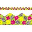 """TREND T92361 39' x 2.25"""" Scalloped Pretty Petals Terrific Trimmer, Multicolor"""