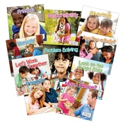 Teacher Created Resources Little World Social Skills Book Set, 10/Set