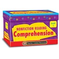 Teacher Created Resources Nonfiction Reading Comprehension Level 2 Cards, Language Arts/Reading
