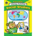 Teacher Created Resources Full-Color Social Studies Literacy Activities Book, Grades 1 - 2