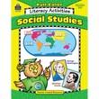 Teacher Created Resources Full-Color Social Studies Literacy Activities Book, Grades 1 - 2