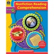 "Teacher Created ""Resources Nonfiction Reading Comprehension"" Grade 6 Book, Language Arts/Reading"