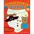 Teacher Created Resources Critical Thinking Glyphs Book, Grades 1