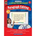 Teacher Created Resources® in.Interactive Learning: Paragraph Editingin. Grade 1 Book, Language Arts