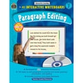 Teacher Created Resources® in.Interactive Learning: Paragraph Editingin. Grade 2 Book, Language Arts