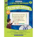 Teacher Created Resources® in.Interactive Learning: Paragraph Editingin. Grade 3 Book, Language Arts