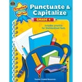 Teacher Created Resources® in.Punctuate & Capitalizein. Grade 4 Book, Language Arts