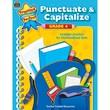 "Teacher Created Resources® ""Punctuate & Capitalize"" Grade 4 Book, Language Arts"
