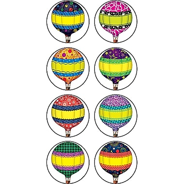 Teacher Created Resources Hot Air Balloons Mini Sticker