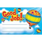 Teacher Created Resources Hot Air Balloons Good Job Award