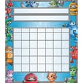 Teacher Created Resources Robots Incentive Chart