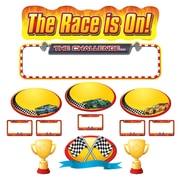 Teacher Created Resources® Mini Bulletin Board Display Set, The Race is On