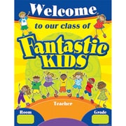 Teacher Created Resources® Fantastic Kids Welcome Chart, Classroom Management