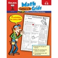 The Mailbox® Choose & Do Math Grids Resource Book, Grades 4 - 6