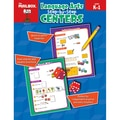 The Mailbox® Step By Step Centers: Language Arts Book, Grades K - 1