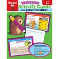 The Mailbox® Early Finish Writing Activity Cards Book, Grades K - 1