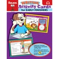 The Mailbox® Early Finish Writing Activity Cards Book, Grades 2 - 3