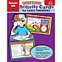 The Mailbox® Early Finish Writing Activity Cards Book,