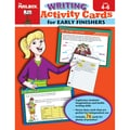 The Mailbox® Early Finish Writing Activity Cards Book, Grades 4 - 6