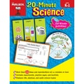 The Mailbox® 20-Minute Science Activity Book, Grades K - 1