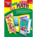 The Mailbox® Fold & Solve: Math Activity Book, Grades 1