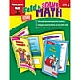 The Mailbox® Fold & Solve: Math Activity Book,